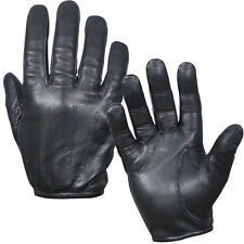Cut Resistant Lined Black Tactical Police Swat Military Combat Assault Gloves