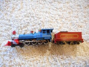 HO SCALE UNKNOWN MANUFACTURE OLD TIME UNION PACIFIC 4-8-0 STEAMER