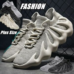 Men's Fashion Running Shoes Trend Walking Sports Shoes Athletic Sneakers Tennis