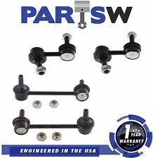 Honda CR-V 1997-2001 Suspension 2 Front + 2 Rear Sway Bar End Link Kit LH & RH