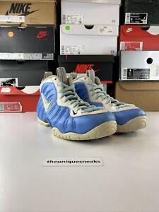 Nike Air Foamposite Pro Carolina Blue 2003 624041-411 Size 9.5