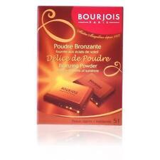 Bourjois Delice De Poudre Bronzer Bronzing Powder 51 Light And Medium 16G