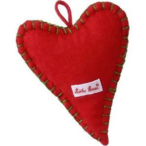 Käthe Kruse 78329 Weihnachtsanhänger - Herz