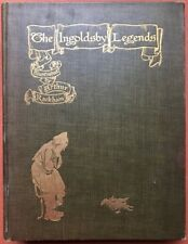Thomas Ingoldsby / Ingoldsby Legends illustrated by Arthur Rackham 1907 first