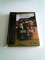 "DVD ""BONNIE Y CLYDE"" DVD LIBRO DIGIBOOK COMO NUEVO ARTHUR PENN WARREN BEATTY FAY"