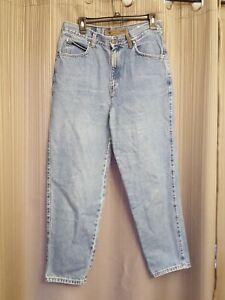 Vintage 90's Levi's 512 Slim Fit Straight Leg Mom Jean's size 14m (30 X 27) USA