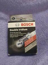4 Bosch Double Iridium Spark Plug