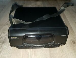 Technics RSEH60 Stereo Cassette Deck Black HiFi Component Fully Tested Vtg 90s