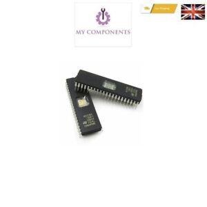 STMicroelectronics  M27C160-100F1 - EPROM 2Mx8 or 1Mx16 100ns DIP-42 M27C160