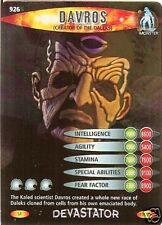 Dr Who Devastator Super RARE 926 Davros