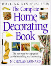 The complete home decorating book by Nicholas Barnard