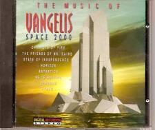 THE MUSIC OF VANGELIS By SPACE 2000 CD album portugal