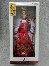Mattel G5861 Bambola Barbie Collector - Principessa di Rusia
