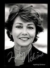 Ingeborg Schöner Foto Original Signiert ## BC 115838