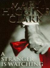 A Stranger Is Watching By Mary Higgins Clark. 9780671853952