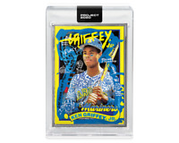 Topps PROJECT 2020 Card # 231-Ken Griffey Jr (PRESALE) - ONLY 4533 PRINTED!!!