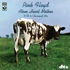 Pink Floyd - Atom Heart Mother [DTS CD] 5.1 Surround Mix CD   If   Fat Old Sun