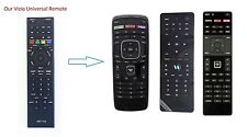 Vizio Universal ALL LED Smart Int Apps TV Remote with Amazon Netflix MGO XRT 112