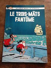 le trois-mâts fantôme EO (1967) le vieux nick par M Remacle TTBE