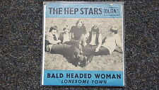 The Hep Stars/ ABBA - Bald headed woman 7'' Single