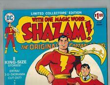 SHAZAM! Limited Collectors' Edition C-27   1974 Treasury Captain Marvel in F/VF