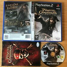 Pirates Of The Caribbean At World's End PS2 PlayStation 2 PAL Game - Complete