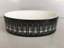 Rosenthal BAUMANN schwarz weiß  ASCHENBECHER 13x8,5 cm