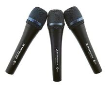 Sennheiser E945 Super-Cardioid Microphone Mic Only Case of 3
