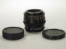 Jupiter-8 f/2.0 50 mm M39 RF lens Zorky/Leica S/N 7408001 MINT-! CLA!