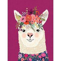 5D Full Drill DIY Diamond Painting Alpaca Embroidery Cross Stitch Kits Art Craft