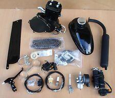 80cc 2 Cycle Engine Motor Kit for Motorized Bicycle Bike Black Body