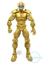 "Marvel Legends 6"" Inch Marvel Unlimited Exclusive Gold Ultron Loose Complete"
