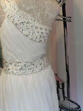 Unbranded Column/Sheath Sleeve Wedding Dresses