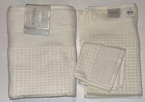Biltmore Hotel Collection Turkish Cotton Bath Towel Set Washcloth Hand Towel New