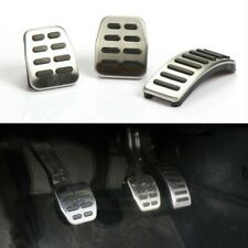 Stainless Steel Manual Pedals VW Polo Jetta MK4 Bora Golf MK4 Seat Skoda  - UK