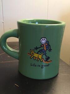 Coffee Mug. Life Is Good