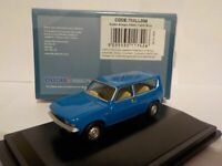 Model Car, Austin Allegro, Blue,  1/76 New