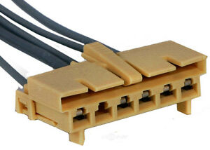 Headlight Switch Connector ACDelco GM Original Equipment PT199