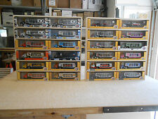 2 Pc. M2 Machines Auto Haulers display cases. Holds 24 Auto Haulers.