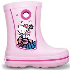 Scarpe stivali medi marca Crocs per bambine dai 2 ai 16 anni