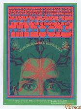 Fd 50 The Doors 1967 Mar 3 Family Dog Avalon Postcard