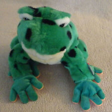 Ty Classic Lilypad Frog Mwmt New Plush Stuffed Animal Toy 2004
