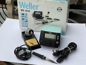Weller WE 1010 (T0053298698) 70W/230V WE Digital Soldering Station Kit.