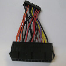 ATX Power Supply 24Pin to Mini 24Pin Cable Wire For Dell Optiplex 760 780 960 PC