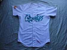 Juan Bustabad Rancho Cucamonga Quakes 2012 AUTOGRAPHED Game Worn Jersey