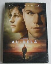 DVD AU DELA - Matt DAMON / Cécile De FRANCE - Clint EASTWOOD - NEUF