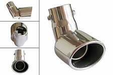 Diesel Stainless Steel Extension Exhaust Tip Tail Pipe for VW Passat B5 3B 98-05