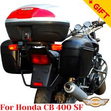 For Honda CB 400 SF rack luggage system CB 400 Super Four side carrier Monokey