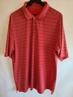Tommy Armour Mens Size XL Dri-Logic Short Sleeve Golf Casual Shirt