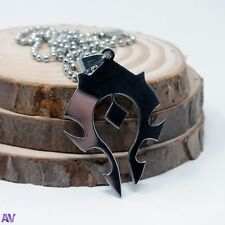 World of Warcraft Horde collier UK Stock